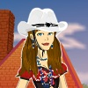 Cowgirl LuLu DressUp game