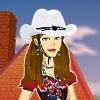 Cowgirl LuLu DressUp hra