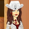 Cowgirl Cindy DressUp game