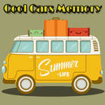 Cool Cars Memory game