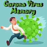 Corona vírus memória játék