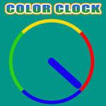 Kleurenklok spel