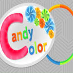 Color candy game