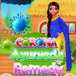 Corana Ayurveda Remedy game