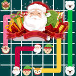Connect The Christmas game