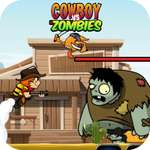 Cowboy VS Zombie Attack jeu