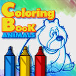 Coloring Books Animals game