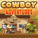 Cowboy avonturen spel