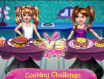 Cooking Challenge game