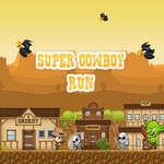 Cowboy Run spel