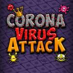 Corona Virus Attack joc