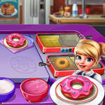 Cooking Fast 2 Donuts game