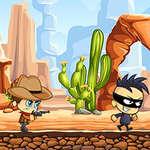 Cowboy felzárkózni játék