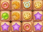 Cookie-jam spel