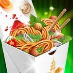Cook Chinese Food Asian Cooking game