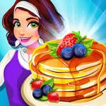 Cook Up Yummy Kitchen Cooking game