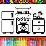 Colorer et décorer les chambres jeu
