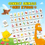 Connect Animals Onet Kyodai game