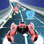 Cosmic Racer 3D Spiel