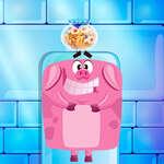 Cookie Pig game