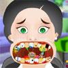 Dientes dentista loco juego