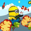 Crash csatlósai rakéták, zombik játék