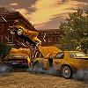 Crash Taxi spel
