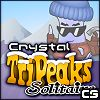 Crystal TriPeaks Solitaire game