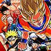 Creetor анимация борба Luffy срещу Наруто игра