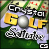 Crystal Golf Solitaire oyunu