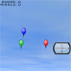 Crazy Balloons game