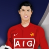 Cristiano Ronaldo Dress Up game