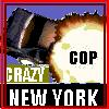 Crazy Cop New York City jeu