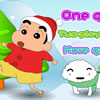 crayon shin-chan grab agift game
