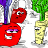 Crazy Vegetables game