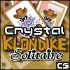Crystal Klondike Solitaire game