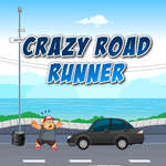 Crazy Road Runner game