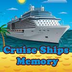Cruise Ships Memory game