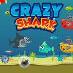 Tiburón loco juego