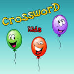 Crossword for kids game