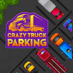 Crazy Truck Parking jeu