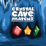 Crystal Cave Match 3 game