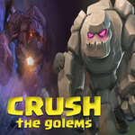 Crush The Golems game