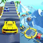 Crazy Racing 2020 game