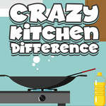 Crazy Kitchen Difference game