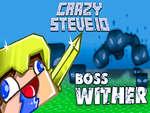 CrazySteve io játék