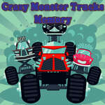 Crazy Monster Trucks Memory game
