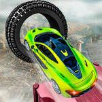 Crazy Car Racing Stunts 2019 spel