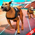 Crazy Dog Racing Fever game