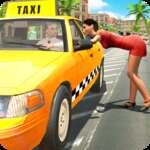 Crazy Taxi Simulator game